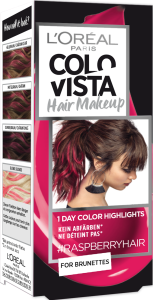 Colovista Hair Make-up von L'Oréal Paris - raspberryhair