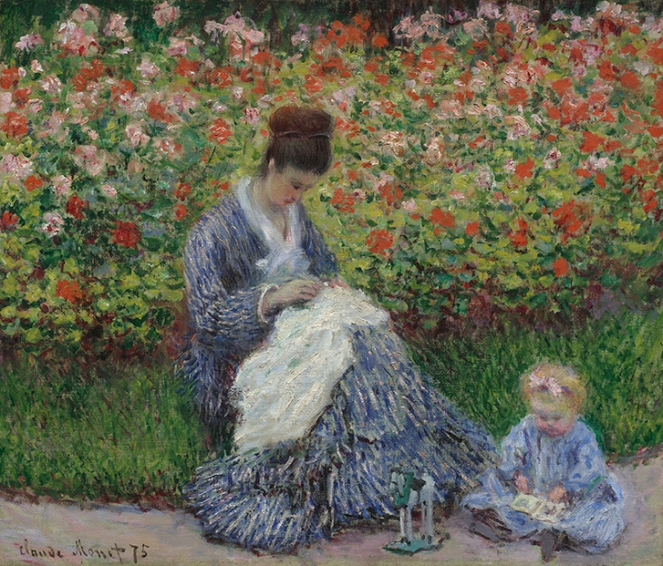 1875_claude_monet_camille_monet_mit_kind_im_garten-_1875_c_museum_of_fine_arts_boston