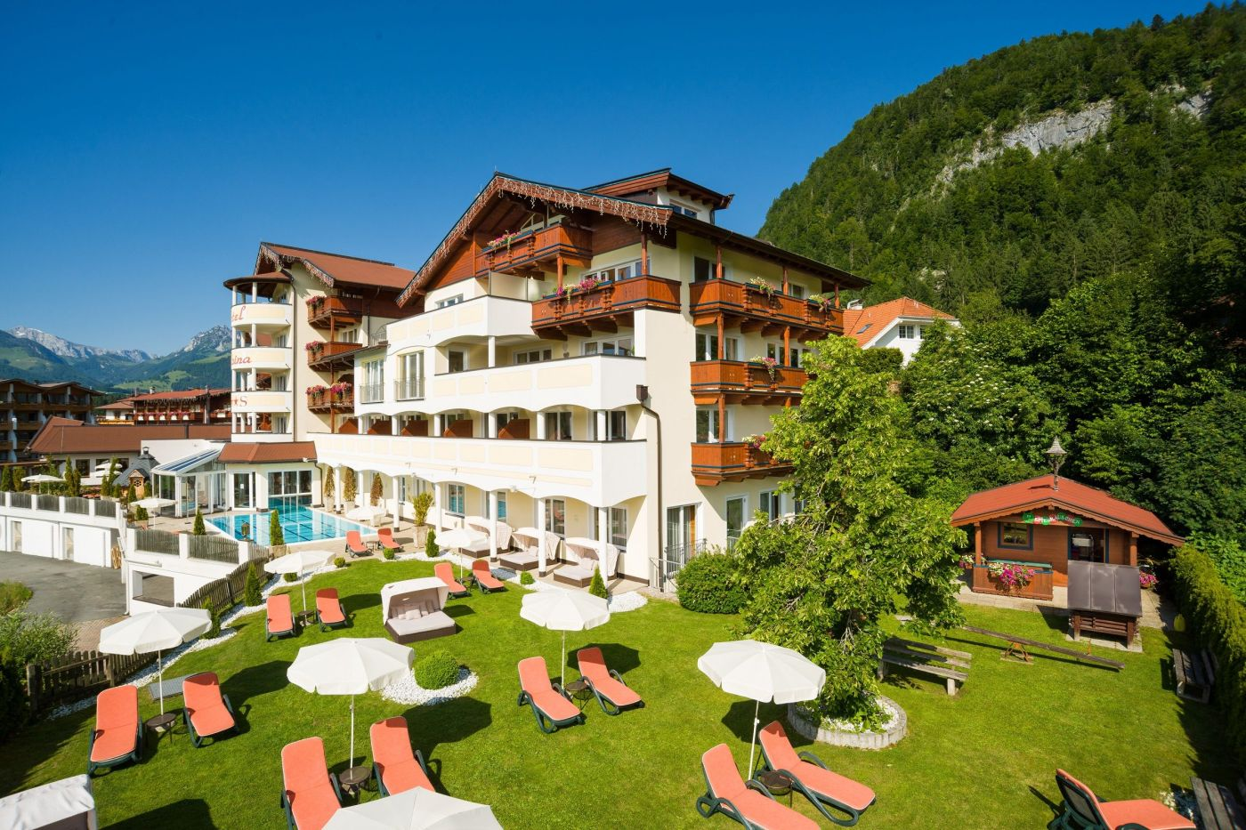 Ostergewinnspiel Mit Dem Hotel Alpina S Wellness Spa Resort