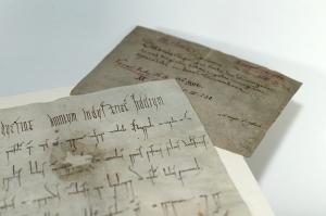 Ostarrichi-Signaturzettel