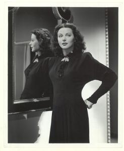 LAMARR_Rollenportrait zu The Heavenly Body, 1944 (c) MGM, Foto Laszlo Willinger